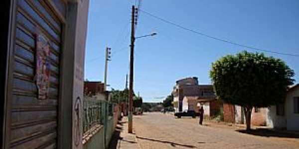 Souto Soares-BA-Rua da cidade-Foto:brunogs