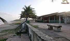 Subaúma - Subaúma-BA-Orla da praia-Foto:praias-360.