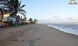 Subaúma - Subaúma-BA-Vista da praia-Foto:praias-360.