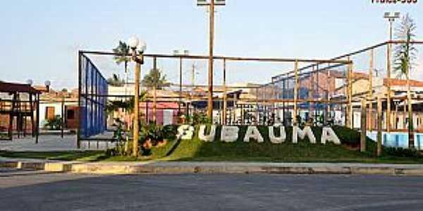 Subaúma-BA-Entrada da cidade-Foto:praias-360.