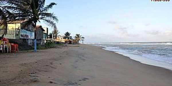 Subaúma-BA-Vista da praia-Foto:praias-360.