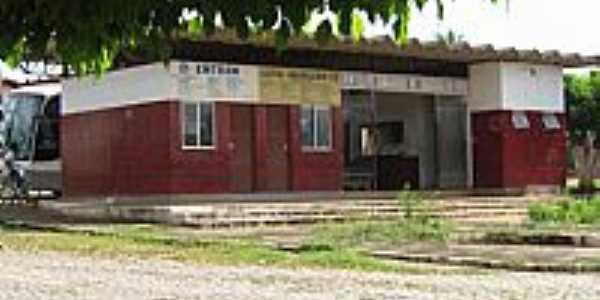 Rodoviária de Tabocas do Brejo-BA-Foto:ROCKESTELA