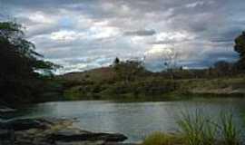 Tanhaçu - Tanhaçu-BA-Barragem Lucaia-Foto:Engº Danilo Souza