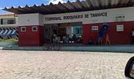 Tanhaçu - Tanhaçu-BA-Terminal Rodoviário-Foto:lugaresquefazer.com