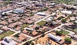 Tanhaçu - Tanhaçu-BA-Vista aérea-Foto:Vilson de Oliveira Lima