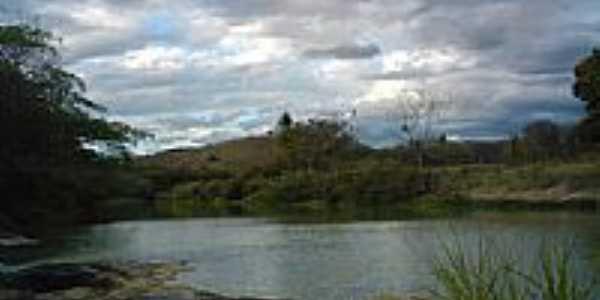 Tanha�u-BA-Barragem Lucaia-Foto:Eng� Danilo Souza