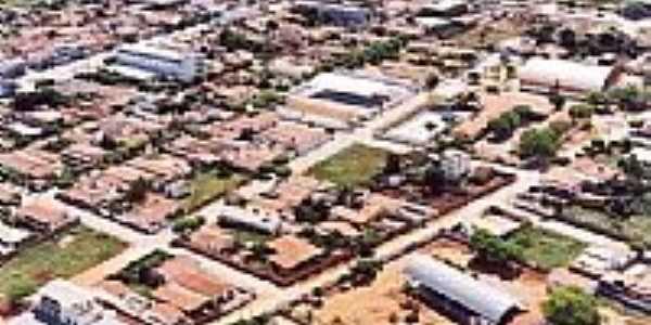 Tanha�u-BA-Vista a�rea-Foto:Vilson de Oliveira Lima