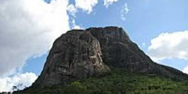 Serra do Tanquinho-BA-Foto:Cecília O. de Azeved…