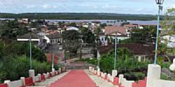 Escadaria da Igreja de São Brás em Taperoá-BA-FotoRico Drummond