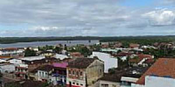 Vista parcial de Taperoá-BA-Foto:Rico Drummond