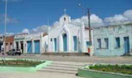 Tapiraípe - Igreja de São Miguel, Por Nalva Kuhn