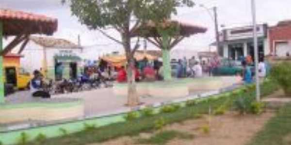 Praça - , Por naiana