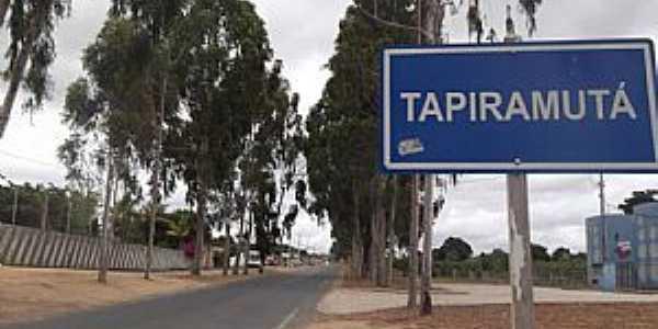 Imagens da cidade de Tapiramutá - BA
