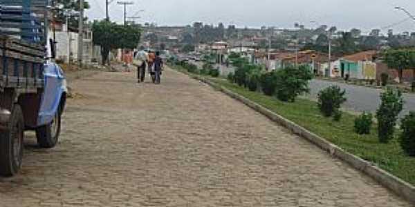 Tapiramut�-BA-Avenida Cafeeira-Foto:Welle beu