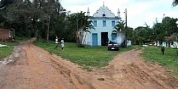 Tapúia-BA-Igreja da comunidade-Foto:Bahia Já