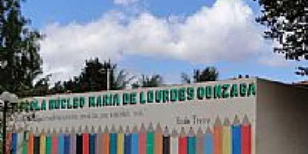Escola de Taquarendi-BA-Foto:José Roberto Sousa