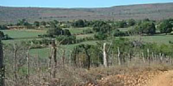 Vista da região de Taquarendi-BA-Foto:Belquior