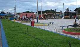 Taquarinha - Taquarinha-BA-Nova praça e Palco para Eventos-Foto:rubemgama