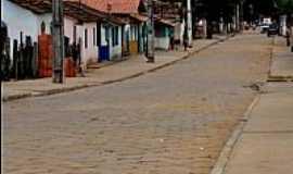 Taquarinha - Taquarinha-BA-Rua da cidade-Foto:www.mucuri.ba.gov.br