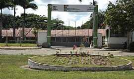 Teixeira de Freitas - Teixeira de Freitas-BA-Entrada IF Baiano-Campus-Foto:fabianodourado