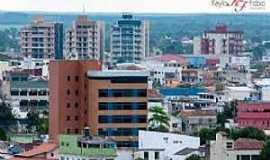 Teixeira de Freitas - Teixeira de Freitas-BA-Centro da cidade-Foto:reportercoragem.com.br