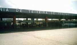 Teixeira de Freitas - Teixeira de Freitas-BA-Terminal Rodovi�rio-Foto:R.dos Santos