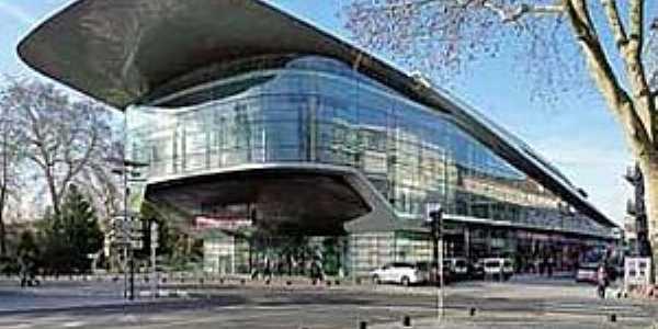 Teixeira de Freitas-BA-Centro de Exposi��es,Conven��es e Eventos-Foto:www.encontrateixeiradefreitas.