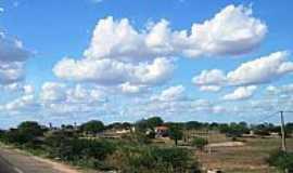 Tijuaçú - Tijuaçu-BA-Vista da Rodovia BR-407-Foto:Jorge Hirata