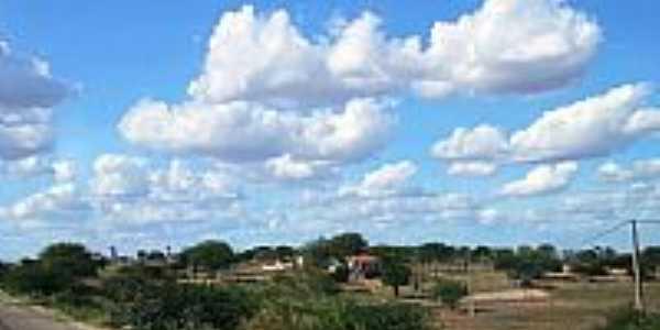 Tijuaçu-BA-Vista da Rodovia BR-407-Foto:Jorge Hirata