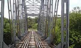 Triunfo do Sincorá - Ponte Rio Sincorá-Foto:JC MARINHO