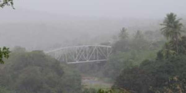 Ponte da ferrovia, Por Cezar Costa