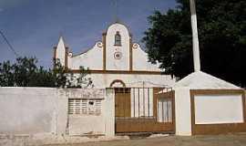 Uauá - Uauá-BA-Capela do Povoado Caratacá-Foto:Adriano_Rodrigo