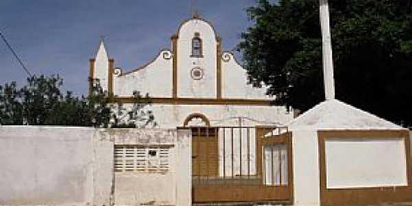 Uauá-BA-Capela do Povoado Caratacá-Foto:Adriano_Rodrigo