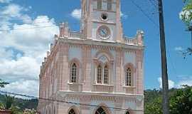 Ubaíra - Ubaíra-BA-Matriz de São Vicente Ferrer-Foto:JOAO MENDES
