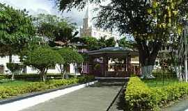 Ubaíra - Ubaíra-BA-Praça central-Foto:Ubaíra Eventos