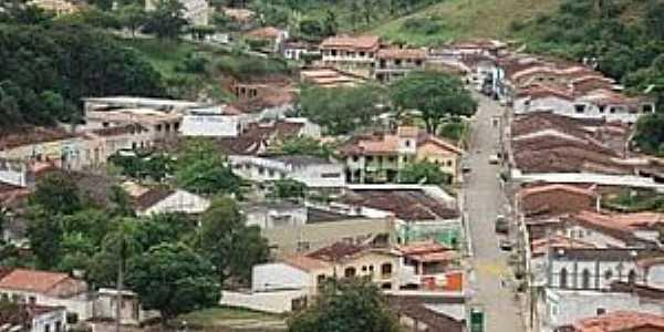Ubaíra-BA-Vista aérea da cidade-Foto:amargosanoticias.com