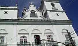 Maceió - Igreja de Bom Jesus dos Martírios em Maceió-Foto:Sergio Falcetti
