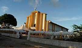 Maceió - Igreja de N.Sra.Auxiliadora no Conj.Eustáquio Gomes em Maceió-AL-Foto:james.patrik