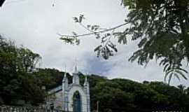 Maceió - Igreja na Praia de Guxuma em Maceió-Foto:Sergio Falcetti