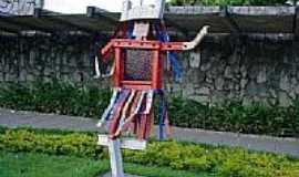 Maceió - Maceió-AL-Escultura em frente à Rodoviária-Foto:rafiuskss
