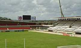 Maceió - Maceió-AL-Estádio Rei Pelé-Trapichão-Foto:ToniCavalcante