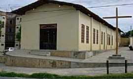 Maceió - Maceió-AL-Igreja Sagrada Família de Nazaré-Foto:rafiuskss