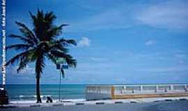 Macei� - Macei�-AL-Mirante na Praia de Cruz das Almas-Foto:rafiuskss