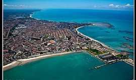 Maceió - Maceió-AL-Vista aérea da cidade-Foto:alagoasqueamo