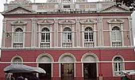 Maceió - Teatro Deodoro-Foto:pres_fhe