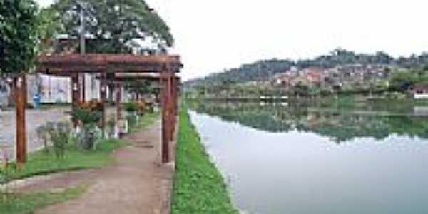 Orla da cidade de Ubaitaba-BA-Foto:Emilio Paulo