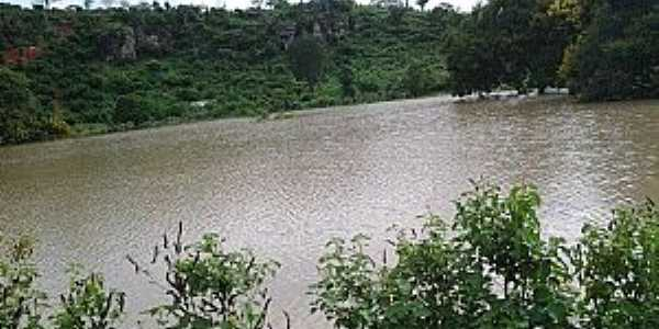 Ubiraitá-BA-Vista da Lagoa-Foto:FaceBook