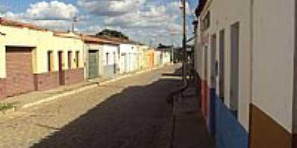 Rua de Umbuzeiro-BA-Foto:elenilzo