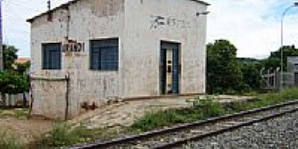 Antiga Estação foto por Regi Madureira