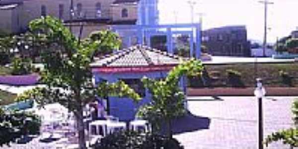 Praça em Uruçuca-Foto:luiz_defreitas